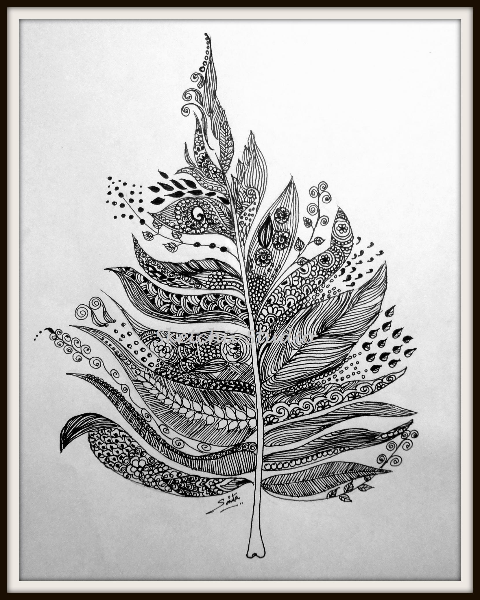 Abstract Art | Sketch studio